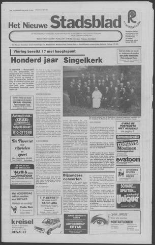 Het Nieuwe Stadsblad 1981-05-08
