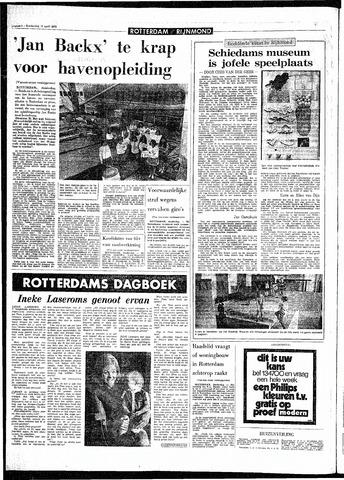 Rotterdamsch Parool / De Schiedammer 1970-04-16