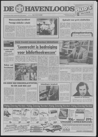 De Havenloods 1984-07-19
