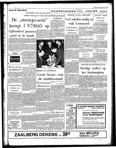 Rotterdamsch Parool / De Schiedammer 1964-02-20