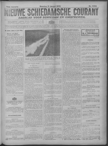 Nieuwe Schiedamsche Courant 1929-01-21