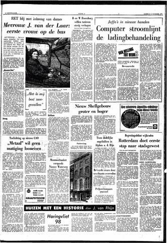 Trouw / De Rotterdammer 1971-11-06