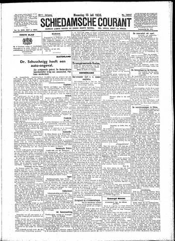 Schiedamsche Courant 1935-07-15