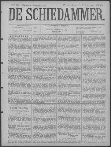De Schiedammer 1890-02-15