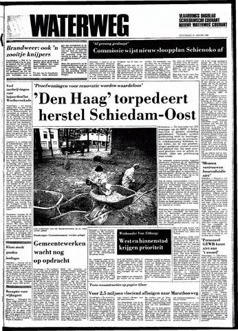 Rotterdamsch Nieuwsblad / Schiedamsche Courant / Rotterdams Dagblad / Waterweg / Algemeen Dagblad 1983-01-27