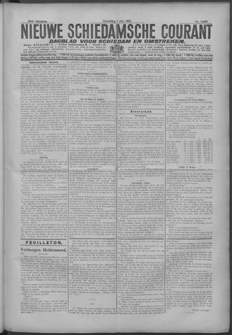 Nieuwe Schiedamsche Courant 1925-07-01