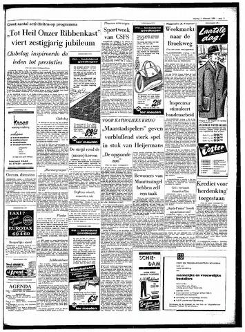 Rotterdamsch Parool / De Schiedammer 1964-02-07