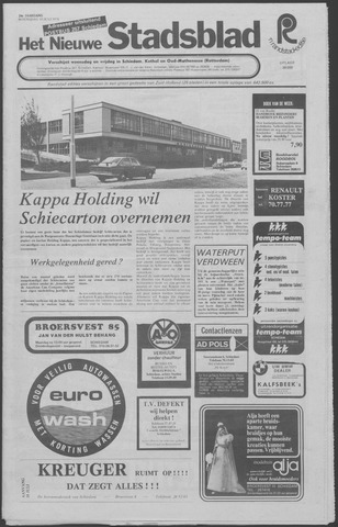 Het Nieuwe Stadsblad 1974-07-10