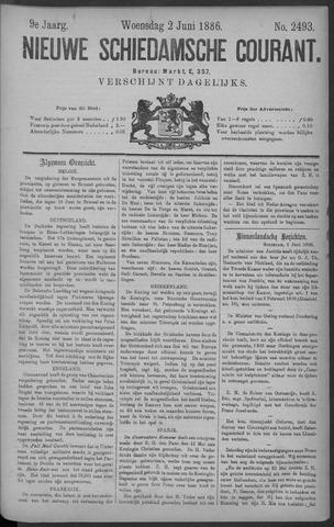 Nieuwe Schiedamsche Courant 1886-06-02