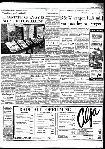 Rotterdamsch Parool / De Schiedammer 1964-07-21