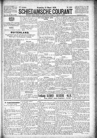 Schiedamsche Courant 1929-03-13