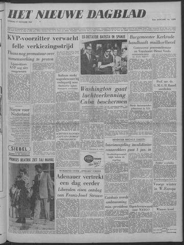 Nieuwe Schiedamsche Courant 1962-11-17