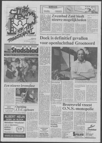 Het Nieuwe Stadsblad 1991-09-04