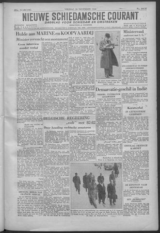 Nieuwe Schiedamsche Courant 1946-11-29