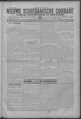 Nieuwe Schiedamsche Courant 1925-09-29