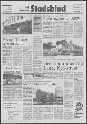 Het Nieuwe Stadsblad 1992-08-05