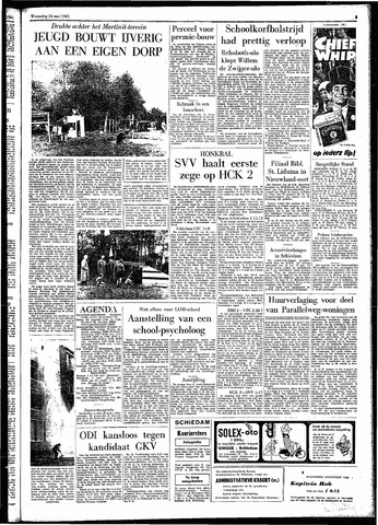 Rotterdamsch Parool / De Schiedammer 1961-05-24