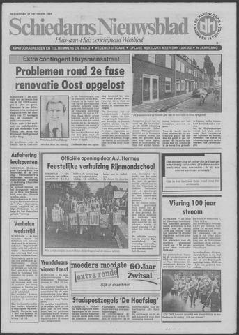 Schiedams Nieuwsblad 1984-10-17