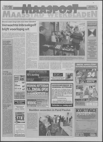 Maaspost / Maasstad / Maasstad Pers 1999-07-21