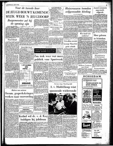 Rotterdamsch Parool / De Schiedammer 1962-06-07