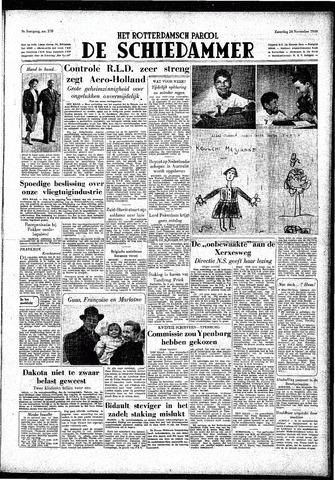 Rotterdamsch Parool / De Schiedammer 1949-11-26