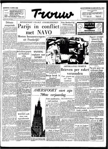 Trouw / De Rotterdammer 1959-06-09