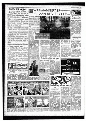 Rotterdamsch Parool / De Schiedammer 1957-02-14