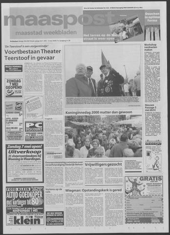 Maaspost / Maasstad / Maasstad Pers 2000-05-03