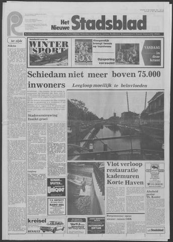 Het Nieuwe Stadsblad 1981-09-18