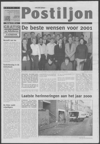 Postiljon 2001