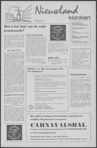 Nieuwland Klanken 1970-01-29