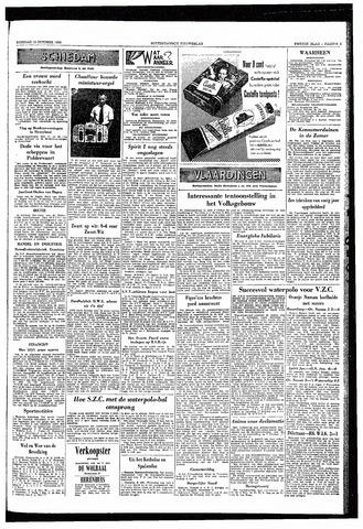 Rotterdamsch Nieuwsblad / Schiedamsche Courant / Rotterdams Dagblad / Waterweg / Algemeen Dagblad 1953-10-13