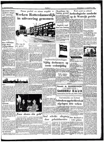 Trouw / De Rotterdammer 1962-08-16