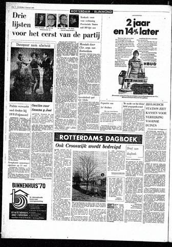 Rotterdamsch Parool / De Schiedammer 1970-02-05