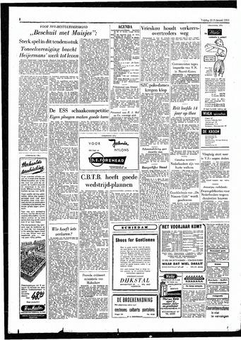 Rotterdamsch Parool / De Schiedammer 1955-02-25
