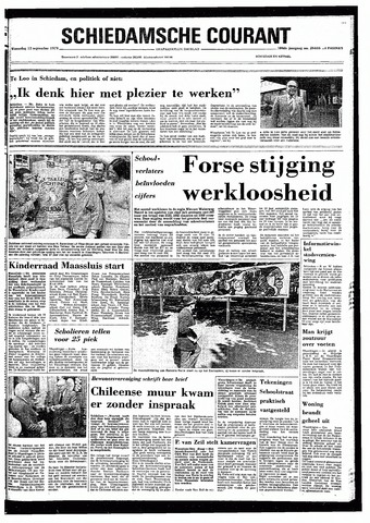 Rotterdamsch Nieuwsblad / Schiedamsche Courant / Rotterdams Dagblad / Waterweg / Algemeen Dagblad 1979-09-12