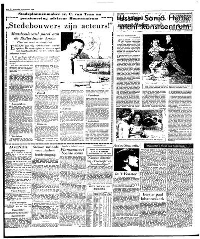 Rotterdamsch Parool / De Schiedammer 1964-11-04