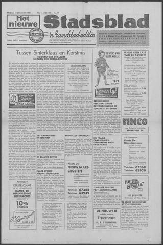Het Nieuwe Stadsblad 1959-12-11