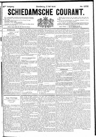 Schiedamsche Courant 1908-07-02