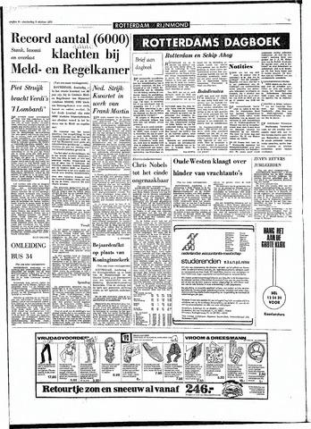 Rotterdamsch Parool / De Schiedammer 1970-10-08