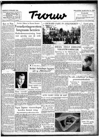 Trouw / De Rotterdammer 1954-03-19