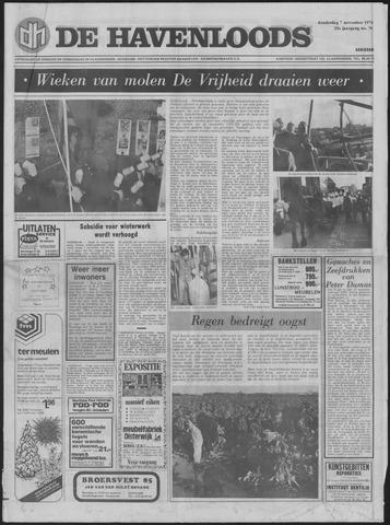 De Havenloods 1974-11-07