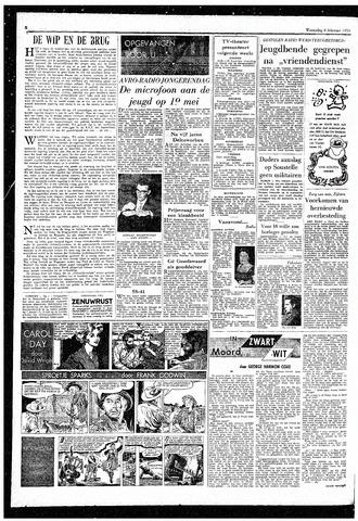 Rotterdamsch Parool / De Schiedammer 1959-02-04