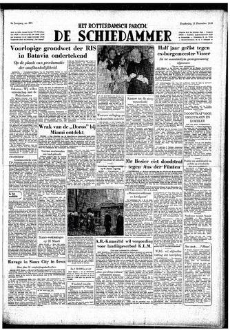 Rotterdamsch Parool / De Schiedammer 1949-12-15