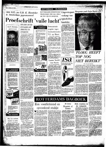 Rotterdamsch Parool / De Schiedammer 1966-07-01