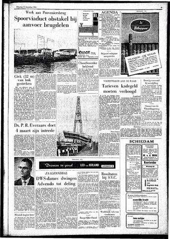 Rotterdamsch Parool / De Schiedammer 1961-12-12