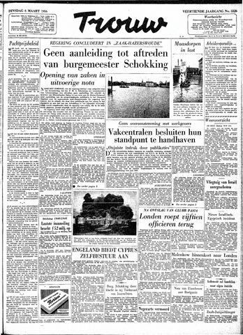 Trouw / De Rotterdammer 1956-03-06