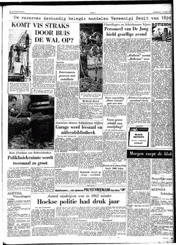 Trouw / De Rotterdammer 1963-02-16