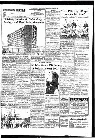 Rotterdamsch Nieuwsblad / Schiedamsche Courant / Rotterdams Dagblad / Waterweg / Algemeen Dagblad 1965-03-10