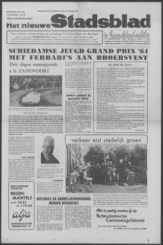 Het Nieuwe Stadsblad 1964-07-08